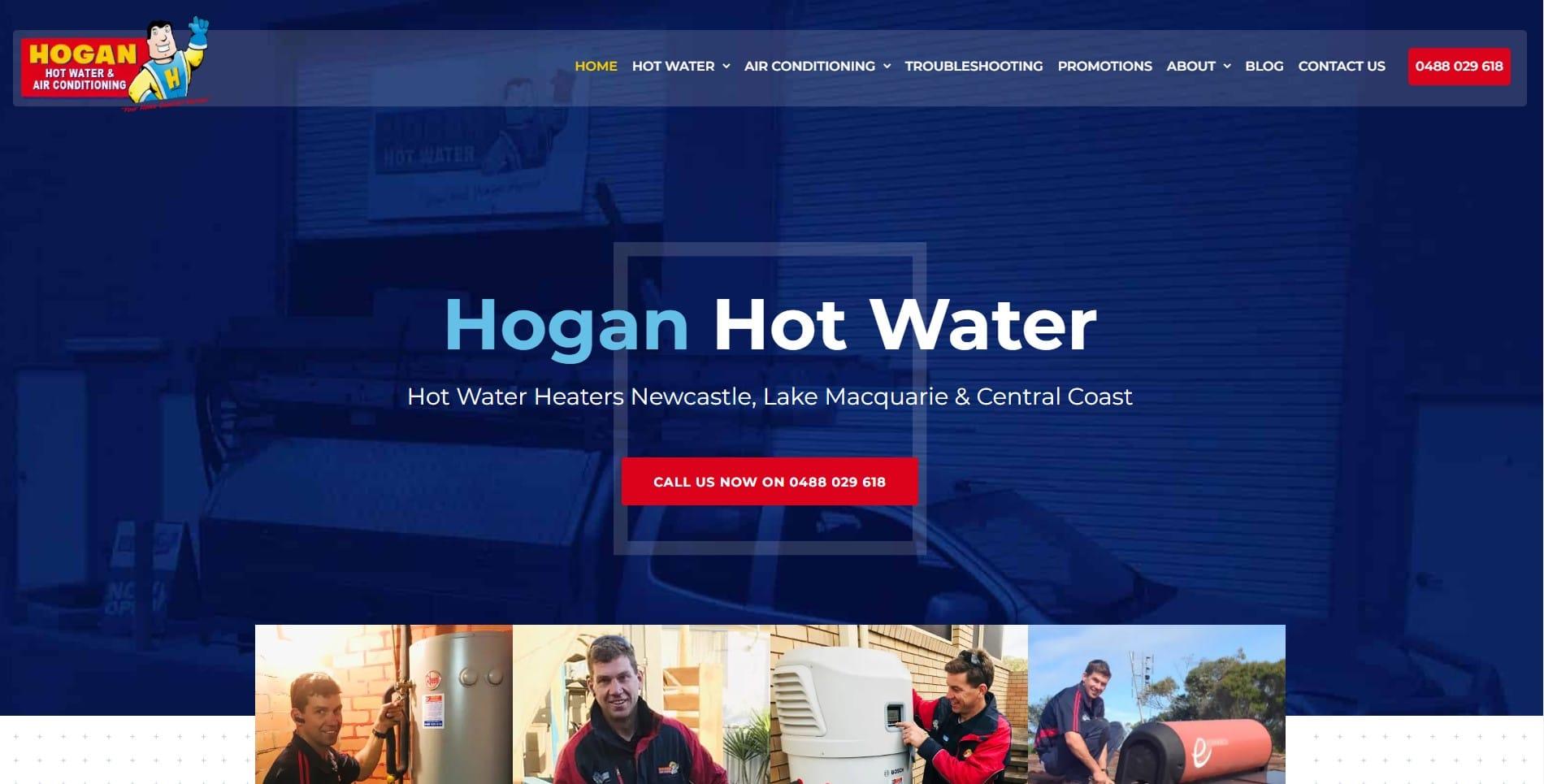Hogan Hot Water and Air Conditioning